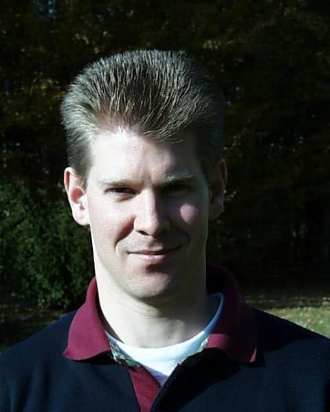 Achim Feldtmann im Oktober 1998.