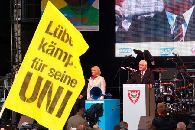 Lübeck erinnert an einen erfolgreichen Kampf