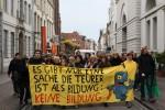 Bildungsstreik in Lübeck 2009