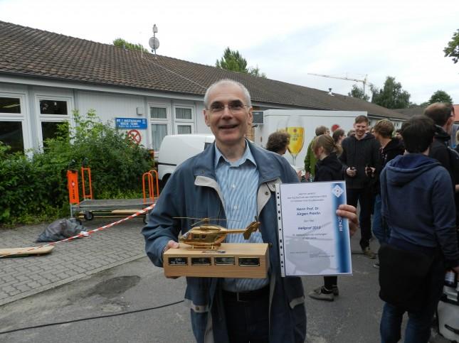 Heliprof Prof. Jürgen Prestin
