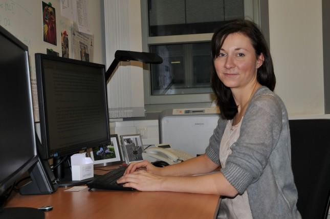 """""""Von Printen zu Marzipan."""" Prof. Dr. Nicole Jochems beginnt ihre Arbeit an der Uni."""