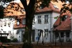 Die Gebäude der Heilanstalt Strecknitz werden heute u.a. von der Klinik für Psychiatrie und Psychotherapie genutzt.