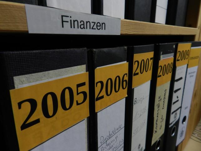 Viele Jahre wurden die Finanzen erfolgreich verwaltet - bis jetzt?