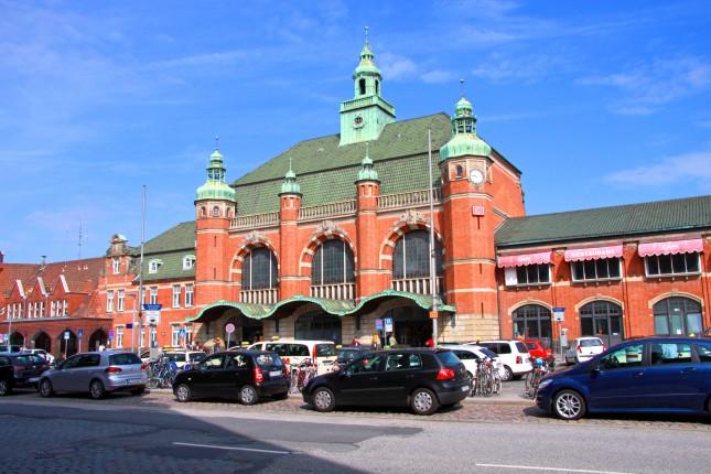 Hauptbahnhof Lübeck