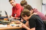 "Die Initiative ""Lübecker Informatik an Schulen"" bringt Schülern Informatik näher."