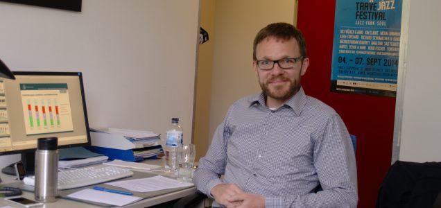Die LUST-Studie läuft inzwischen seit fünf Jahren – wir haben mit Dr. Thomas Kötter von der AG Studierendengesundheit über die bisherigen Ergebnisse gesprochen.