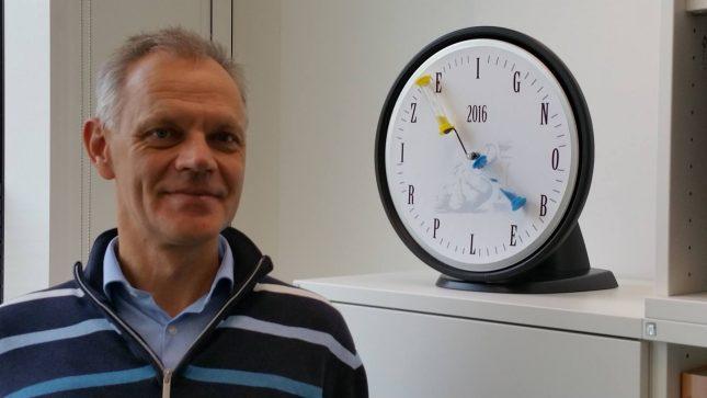 Andreas Sprenger freut sich über den 26. ersten Ig-Nobelpreis für Medizin