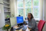 Ihren Namen dürfte jeder Medizinstudierende in der Klinik kennen, ihr Gesicht vermutlich nicht: Dr. Gabriele Katalinic.