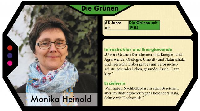 Monika Heinold ist die Spitzenkandidatin der Grünen zur Landtagswahl.
