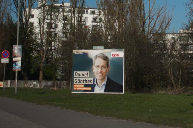 Daniel Günther möchte Ministerpräsident werden.