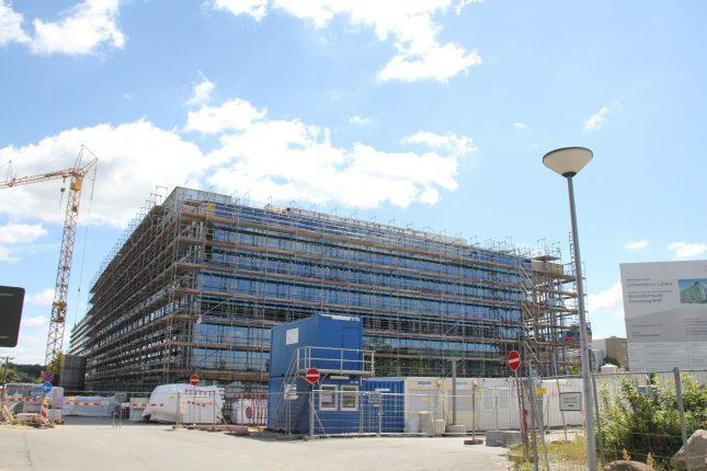 Fast geschafft. Das BMF-Gebäude spielt im neuen STEP eine zentrale Rolle.