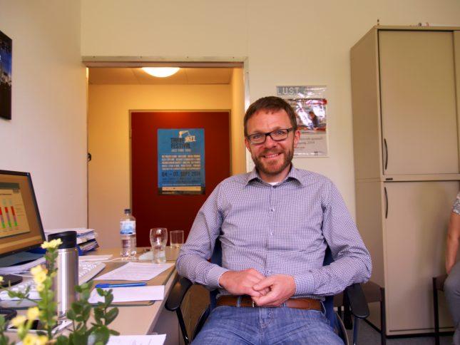 Dr. Thomas Kötter führt die LUST-Studie an der Uni Lübeck seit 2011 durch.