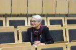 Die zukünftige Präsidentin der Uni Lübeck: Gabriele Gillessen-Kaesbach