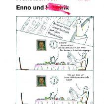 Das turbulente Frühstück von Enno und Hendrik 3