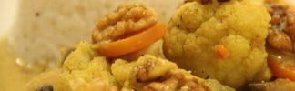 Ein Walnuss-Curry erfüllt alle Kriterien für Brainfood!