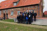 Etwa 20 Studierende lernten die Fachschaft MaIn bei einem Wochenende in Klein Grönau kennen.